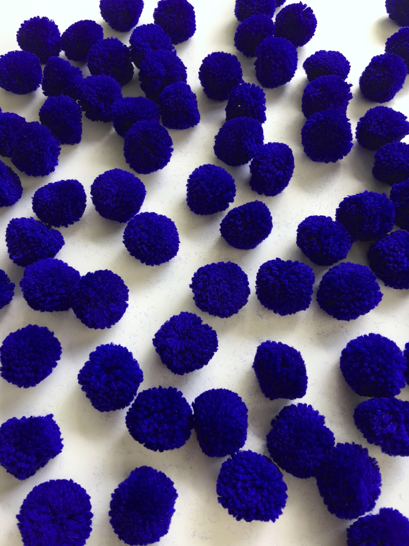 Diy Yarn Pom Pom Balls