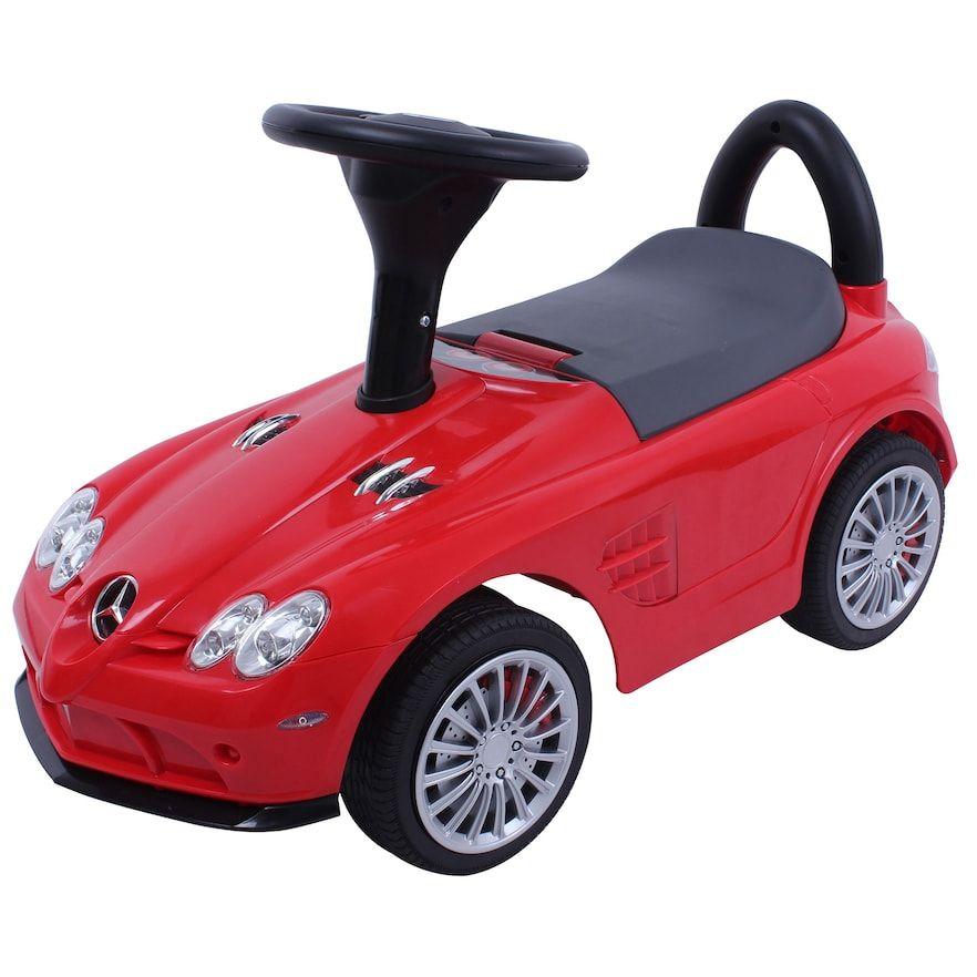 Blazin Wheels Mercedes-Benz Ride-On