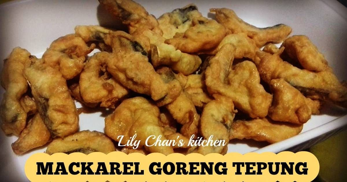 Resep Ikan Goreng Tepung Ala Lc Oleh Lily Chan S Kitchen Resep Resep Ikan Tepung Masakan