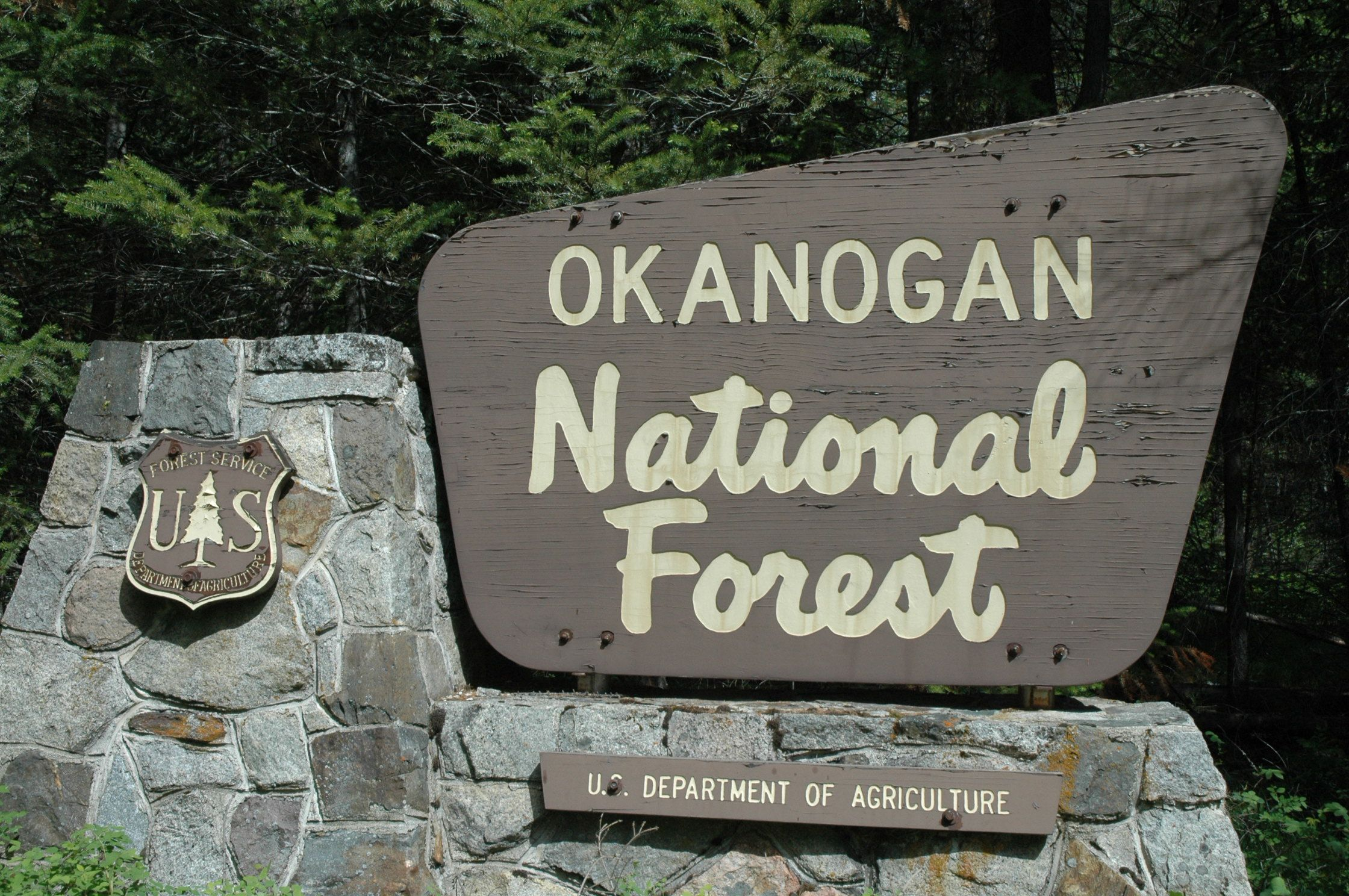 Okanogan National Forest Campgrounds Okanogan, Wenatchee