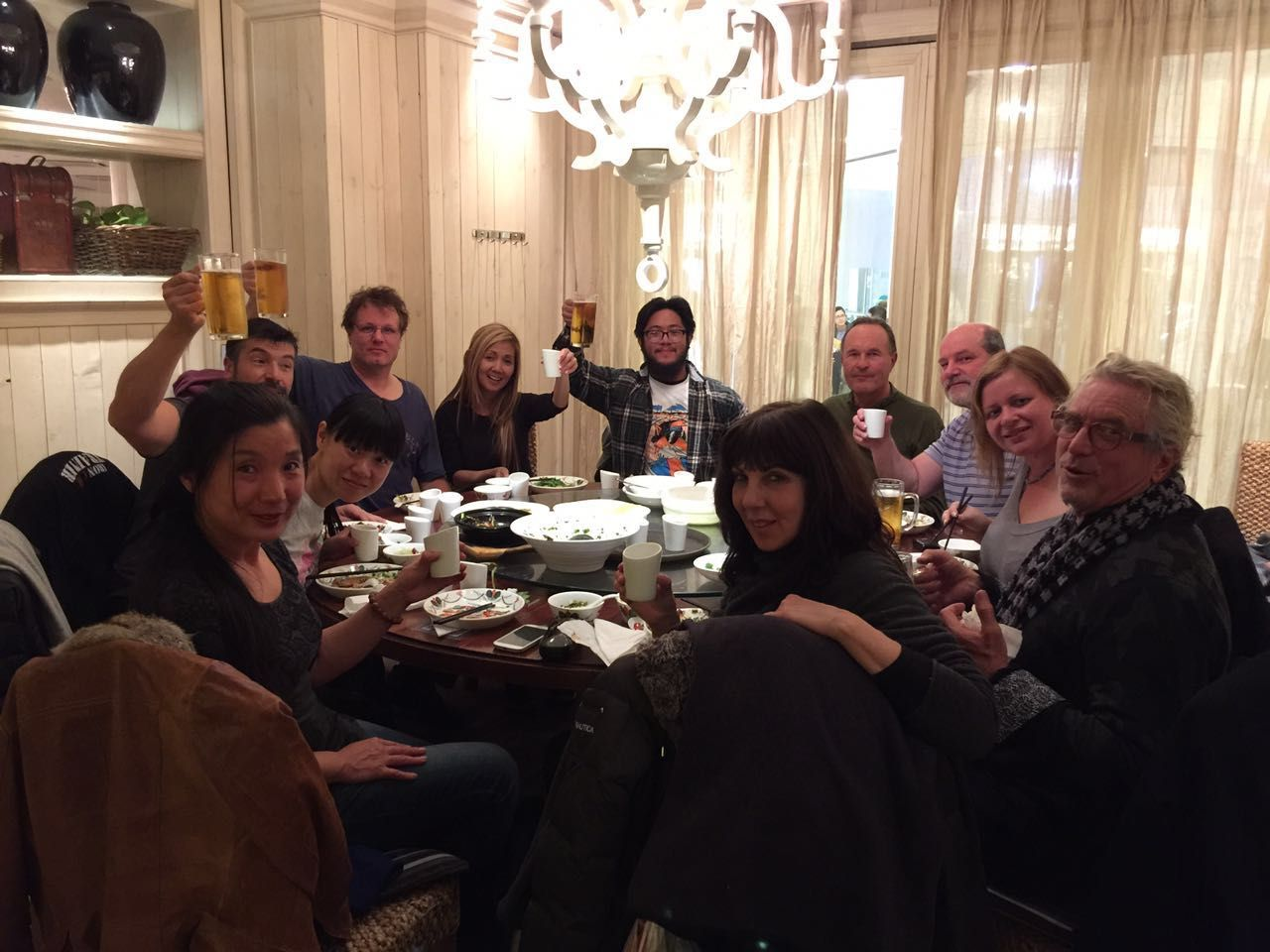 The Last Supper In Beijing Before The Tao Journeys Wudang