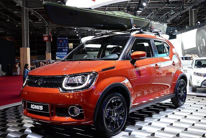 Ya Mobil Ini Diberi Nama Suzuki Ignis Menurut Kami Mobil Ini