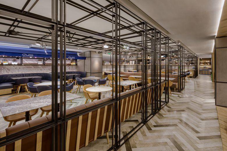 Charme restaurant beijing 2017 lee hsuheng interior