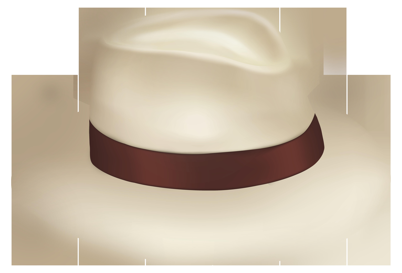 Panama Sun Hat With Brown Ribbon Png Clipart Best Web Clipart Chapeus De Sol Chapeu