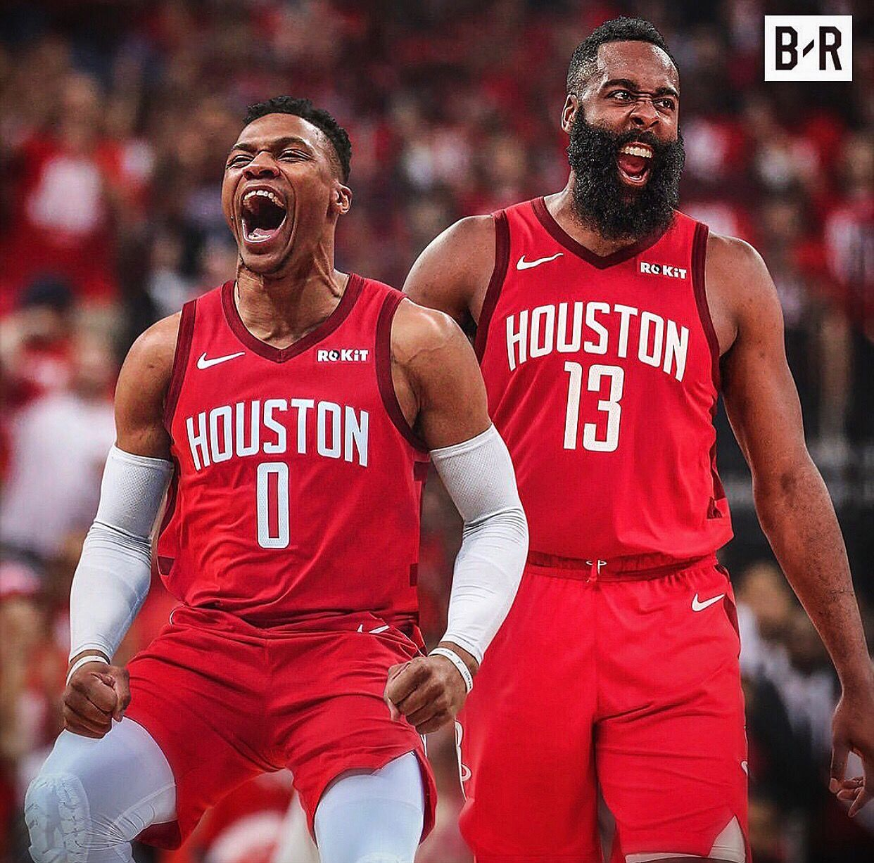 James harden by on Houston Rockets