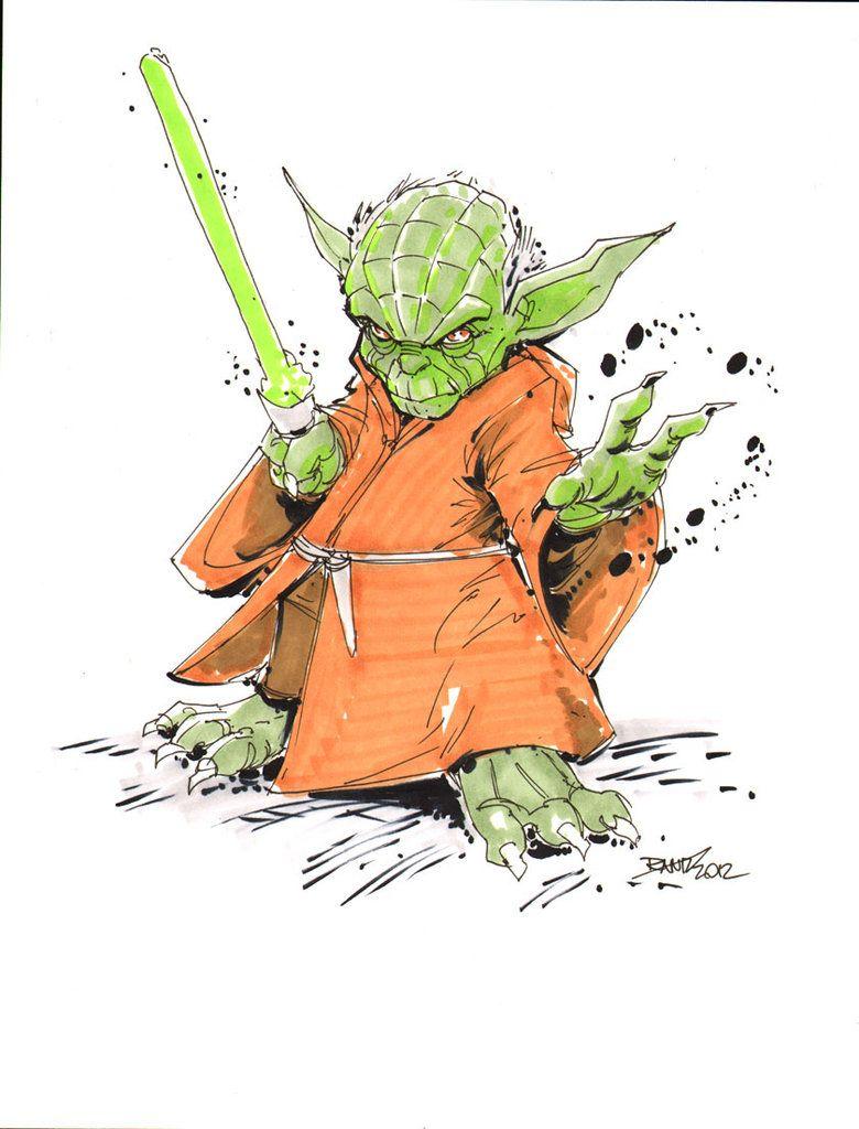 Yoda by *rantz