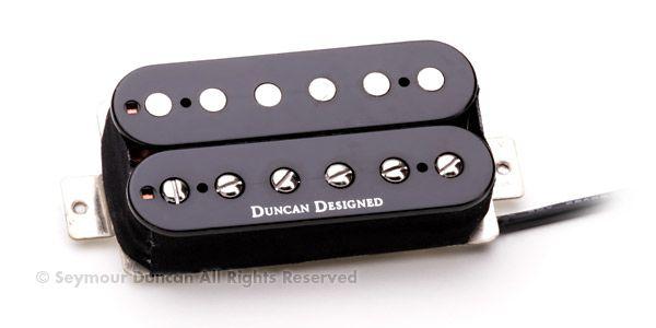 Pin Op Duncan Designed Pickups