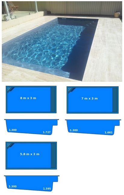 Urban Pool Range Fiberglass Swimming Pools Fiberglass Pools Swimming Pools