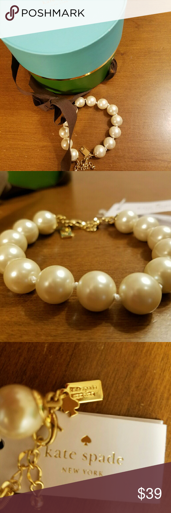Kate Spade Authentic Pearl Bracelet Her Day to Shine kate spade Jewelry Bracelets