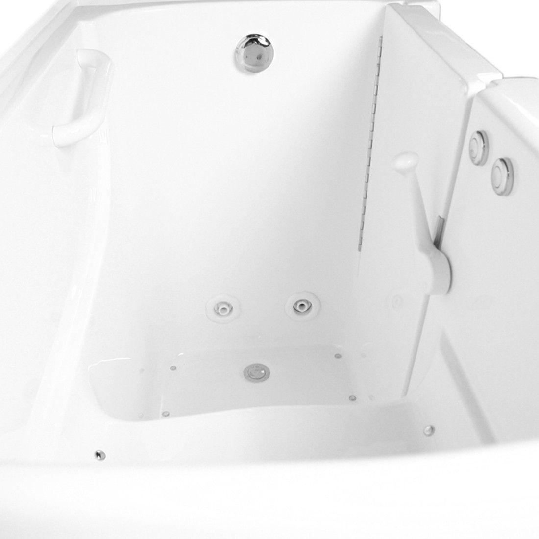 48 X 28 Whirpool Products Walk In Bath Walk In Tubs