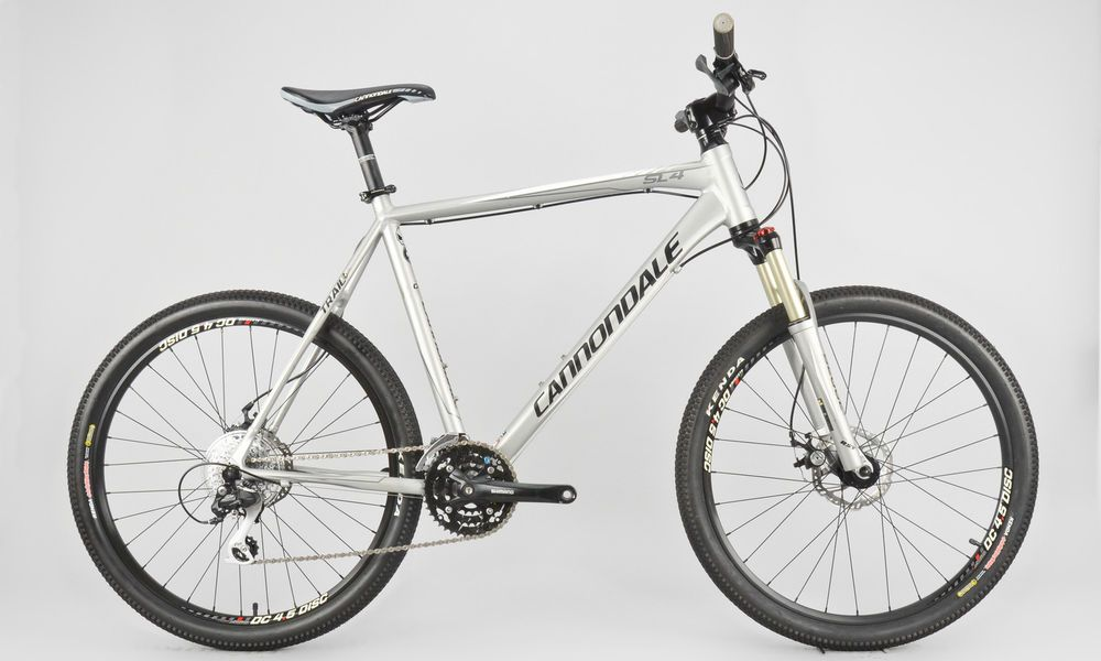 c4a49e82548 #Cannondale Trail SL 4 Mountain Bike 22.5in JUMBO 26