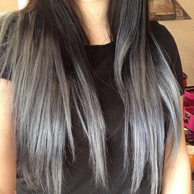 Pinterest Unicornofsea Hair Dyed