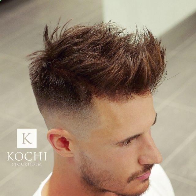 Haircutdiagram Mensgroomingroom Ko Chi Tuockholm Mens