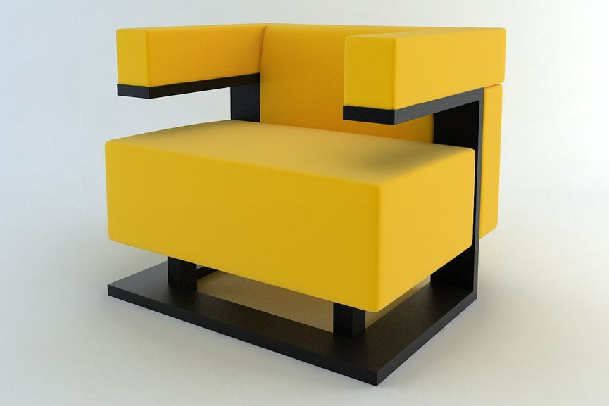Walter Gropius The Gropius Armchair Bauhaus furniture