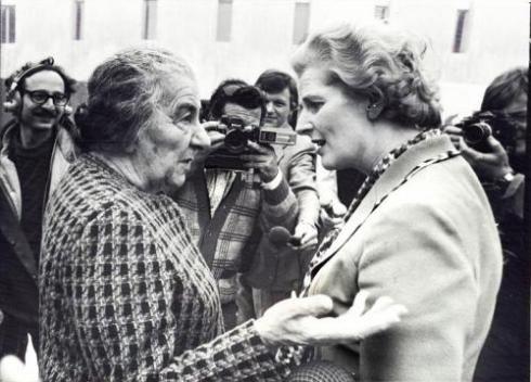 Golda Meir Family