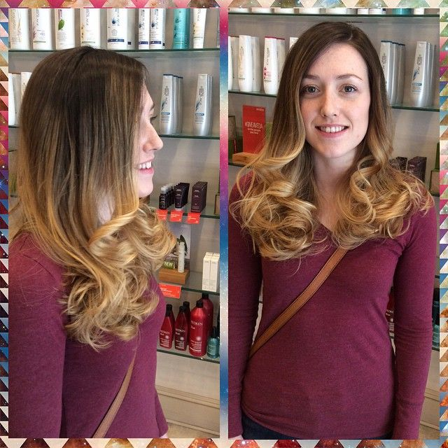 Get the perfect winter makeovers from A'La Mode This wavy, layered haircut is totally gorgeous with the blonde balayage highlights on a natural dirty blonde base. New season is here ❄️ #blonde #balayage #highlights #blondehighlights #balayagehighlights #hair #cut #layers #wavy #blowout #natural #dirtyblonde #base #naturalbase #makeover #winter #newseason #newhair #newyou #instahair #instacolor #aveda #loreal #kerastase #nyc #brooklyn #bayridge #alamodesalonandspa #hairsalon #7184911100