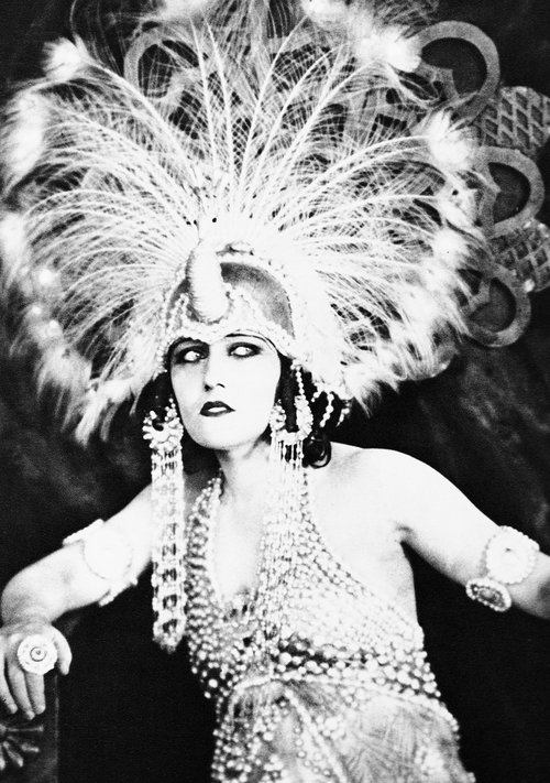 Gloria Swanson in Male and Female, 1919