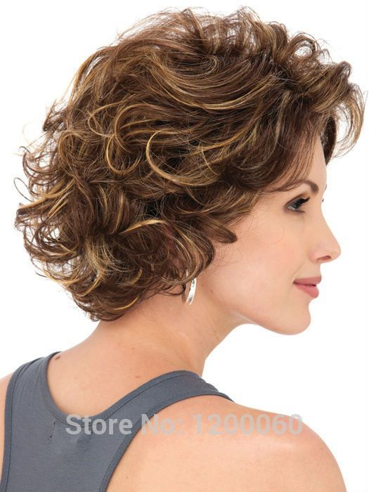 25 Short And Curly Hairstyles Odds And Ends Curly Hair