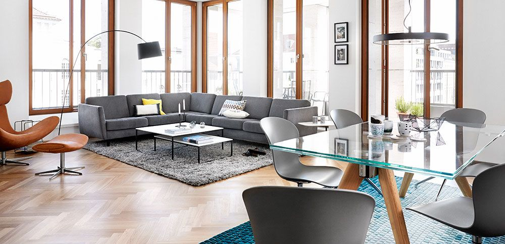 boconcept osaka sofa imola chair kuta lamp lugo coffee tables monza dining table and. Black Bedroom Furniture Sets. Home Design Ideas