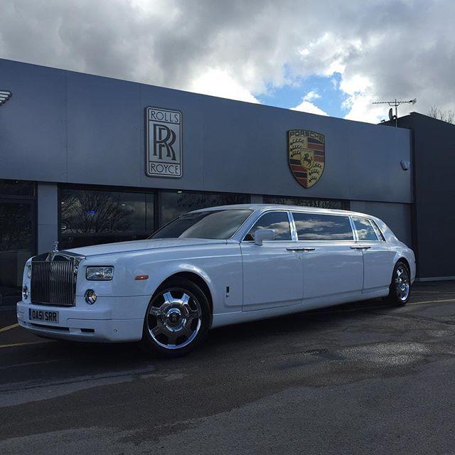 Rolls Royce Limo, Rolls