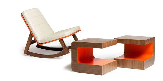Superbe Modern German Furniture | Walnut Furniture; Minimalist German Watches; Joan  Davis Abstract Art .