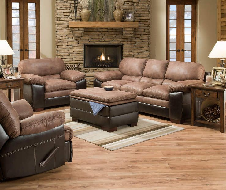 Best Simmons Bandera Bingo Living Room Furniture Collection 400 x 300