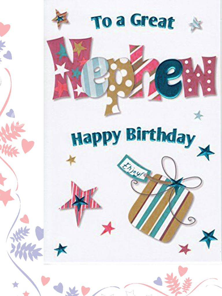 Birthday wishes for nephew 1st year birthday cards pinterest birthday wishes for nephew 1st year kristyandbryce Images