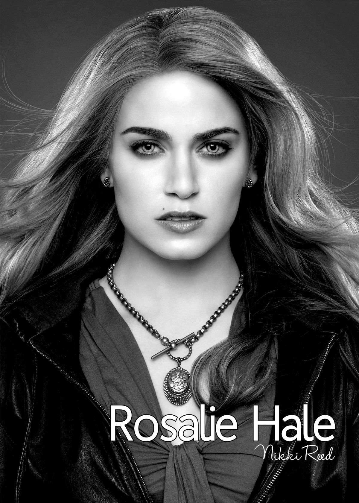 #NikkiReed - #RosalieHale