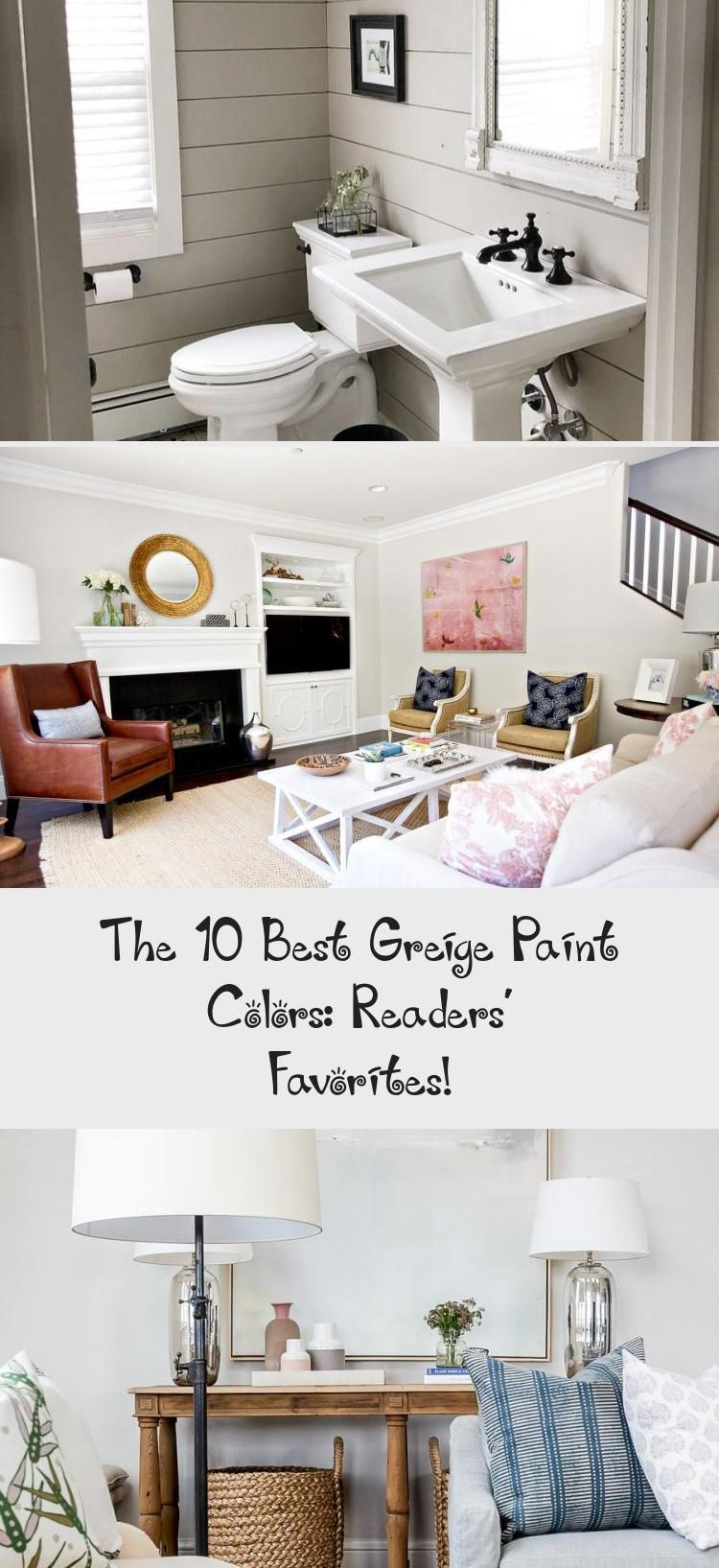 one of the ten most popular greige paint colors benjamin on 10 most popular paint colors id=70382