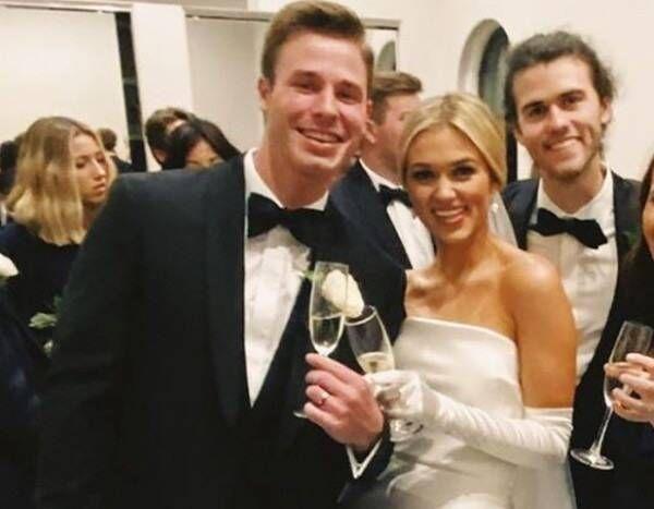 Sadie Robertson's Wedding Gown Will Leave You Speechless #sadierobertson