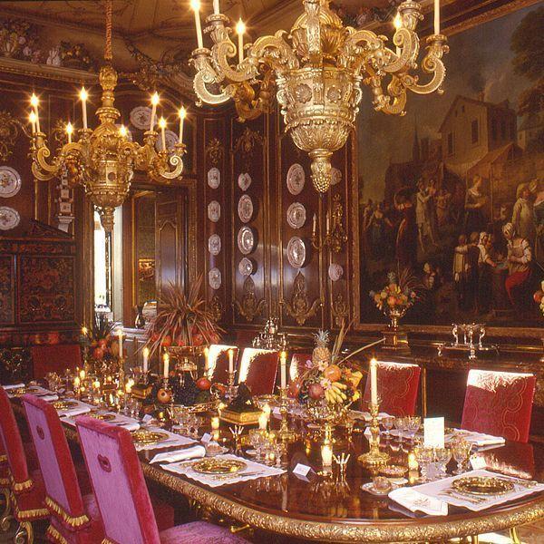 32 Elegant Ideas For Dining: Loveisspeed.......: Paris Residence By Alberto Pinto