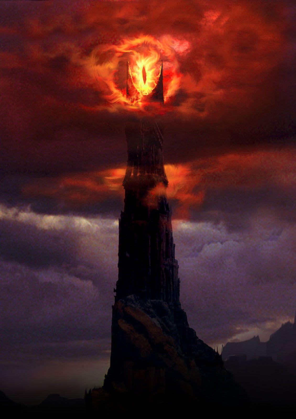 Sauron Auge