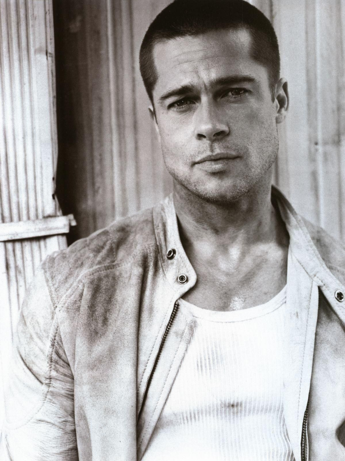 Back when Brad Pitt actually looked good.
