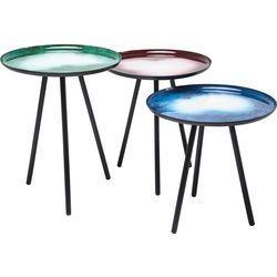 tavolino d appoggio Galaxy (3/set)