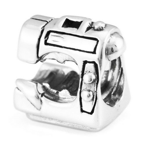Sewing Machine Beads Pinterest Beads Online Charm Bead And New Pandora Sewing Machine Charm