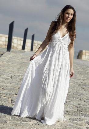 Vestidos moda ibicenca
