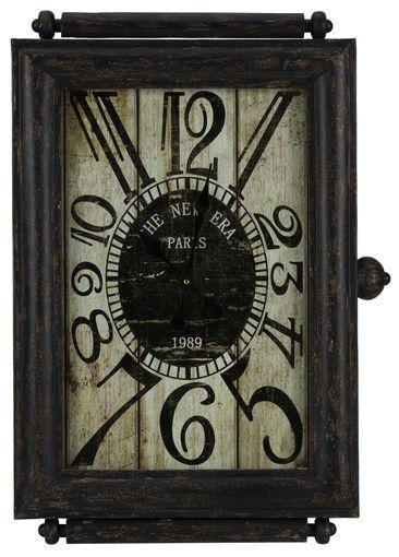 Cooper Classics Charest Clock Wall Clock Classic Wall Clock Oversized Wall Clock