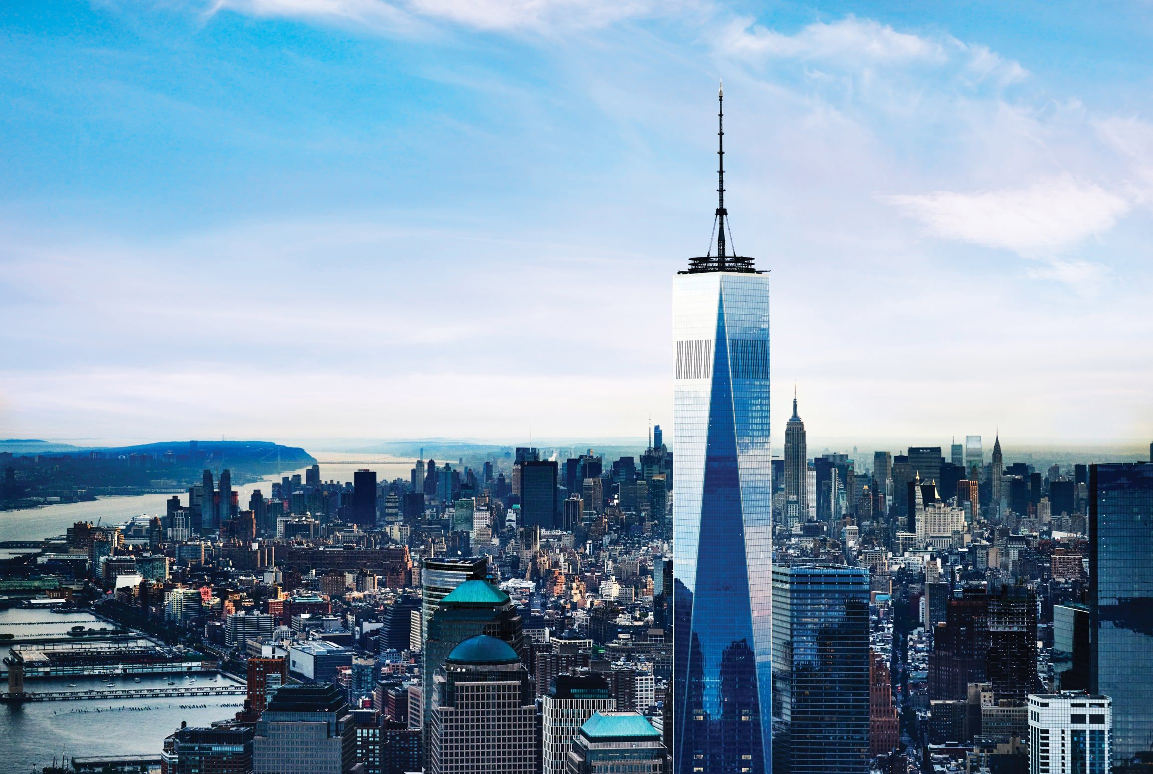 One World Observatory Homepage Free For Military New York Attractions Places Around The World Nyc Sightseeing