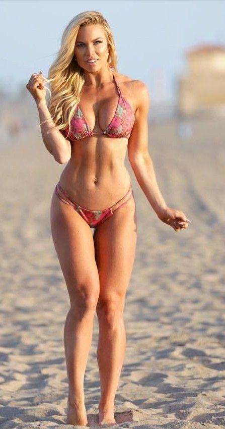 Pin by T L on Lauren drain | Bikinis, Bikini girls, Sexy