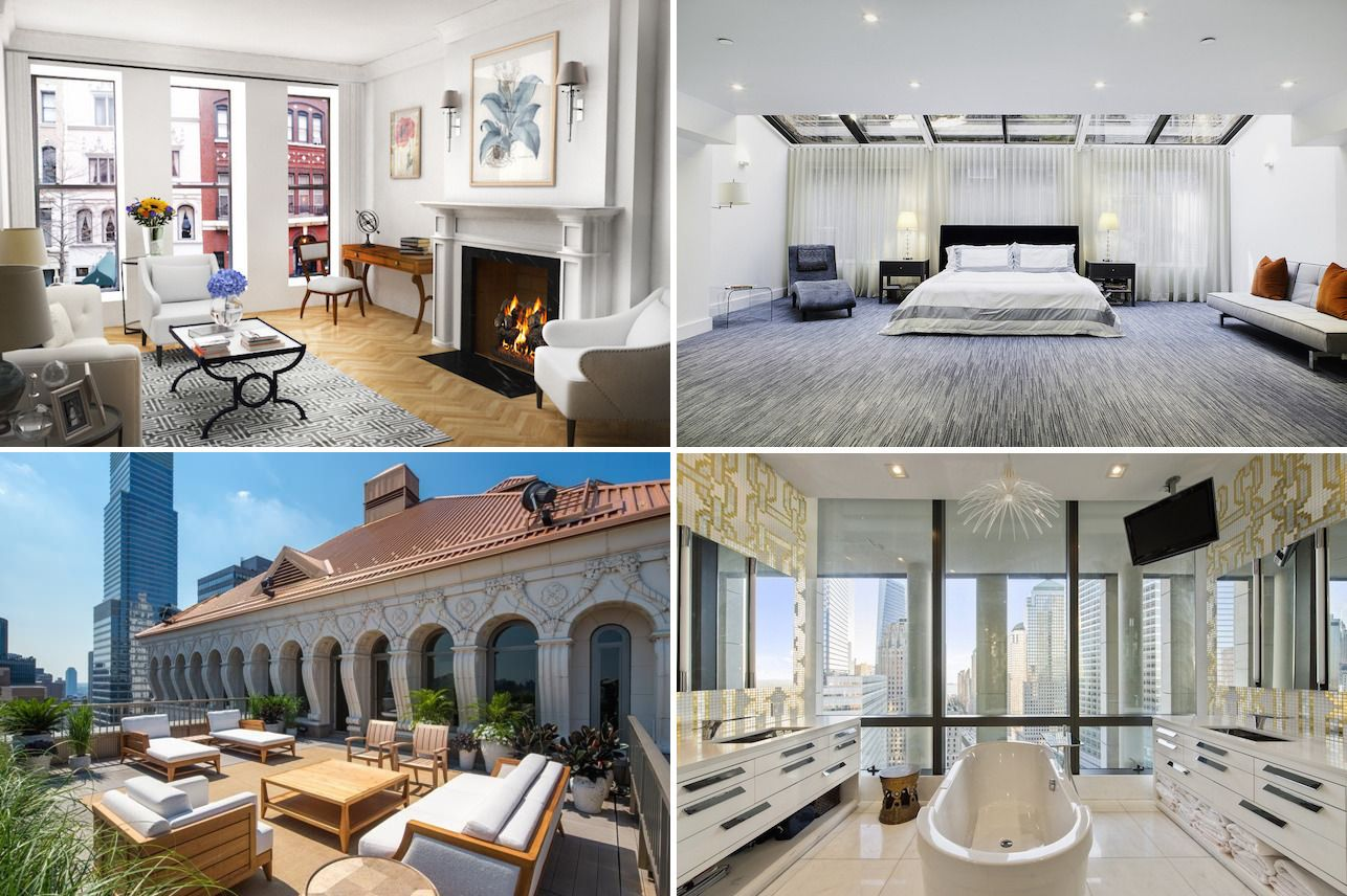 Behold, The 10 Most Expensive Apartments For Rent In NYC