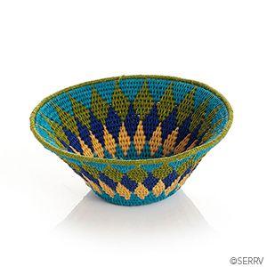 Decorative - Greenburst Small Sisal Basket