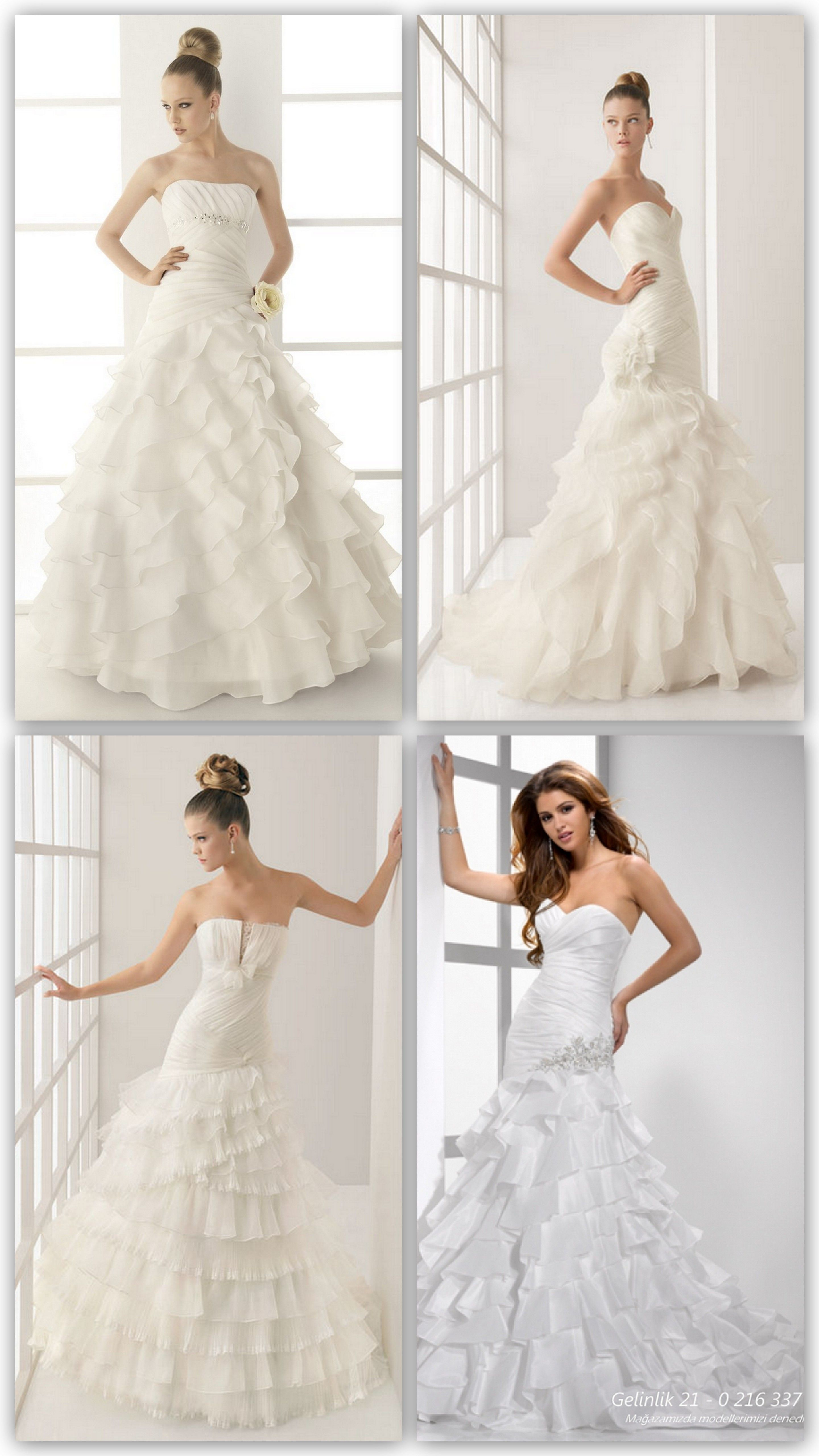Fluffy wedding dresses  fluffy bridals  Bridal Gowns  Pinterest  Bridal gowns and Wedding