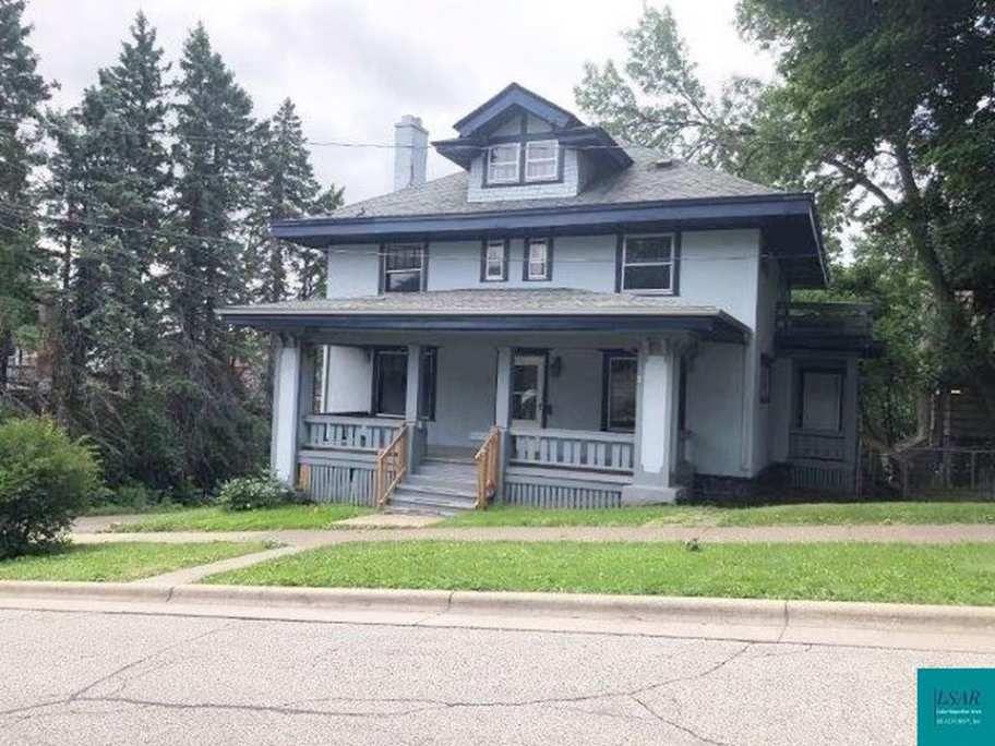 1909 Prairie Duluth Mn Old House Dreams Hud Homes House