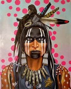 36df8cc96 Apache Indian War Paint Designs - Yahoo Search Results Yahoo Image Search  Results