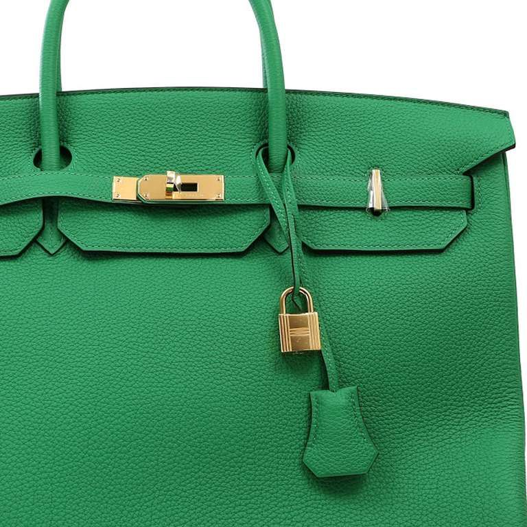 d37c0d906c87 Hermes Birkin Togo Bamboo Bag