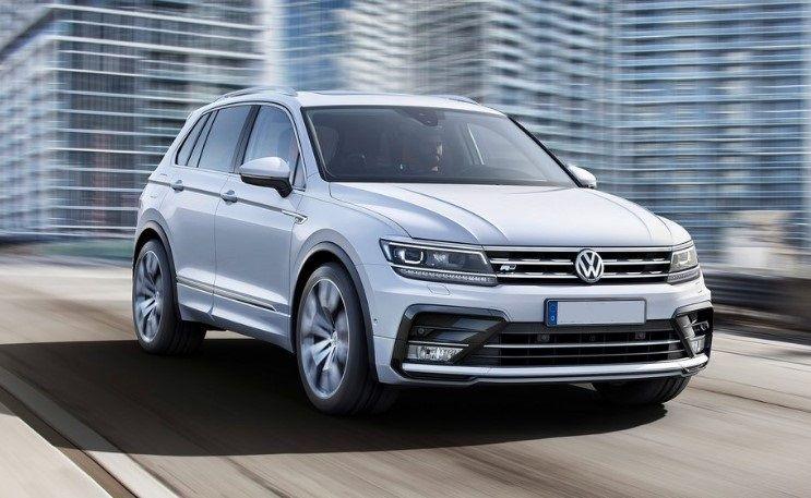 2020 Vw Tiguan Redesign Vw Tiguan Tdi Tiguan R Volkswagen Car