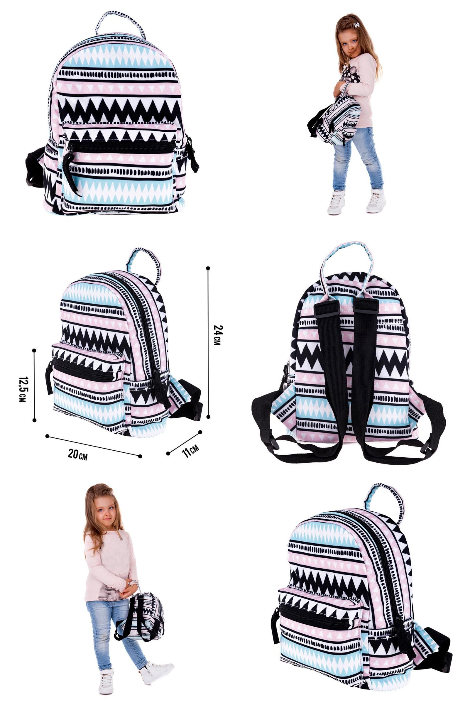 Visit To Buy Fashion Little Girl Book Bags Child Print Rucksack Girls Backpack School