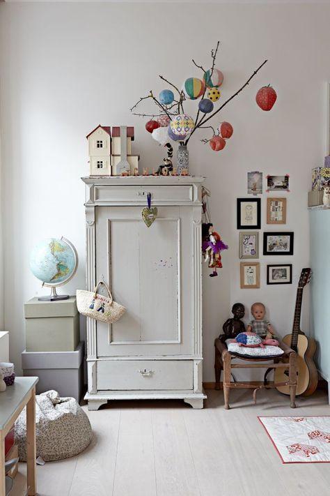25 Nice and Small Kids Wardrobe Ideas Kids room