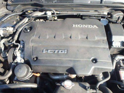 Honda Accord Civic Crv 22 I Ctdi Diesel Bare Engine N22a1 2002