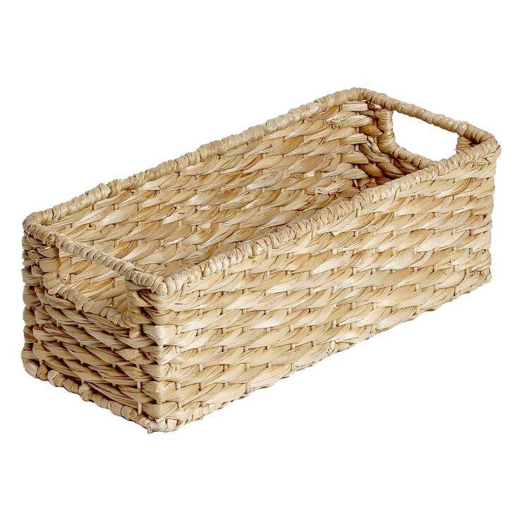 Lampakanay Rectangular Low Basket Basket Rectangular At Home Store
